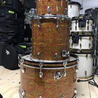 Bun E. Carlos Ludwig Legacy Signature drum set