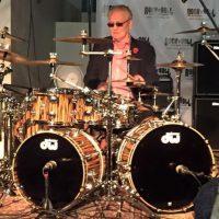 Ginger Baker DW Drum Set