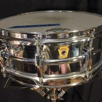 Ludwig Chrome Over Brass Supraphonic