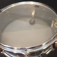 Slingerland Chrome Over Brass