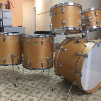 Ludwig Thermo Gloss pro beat