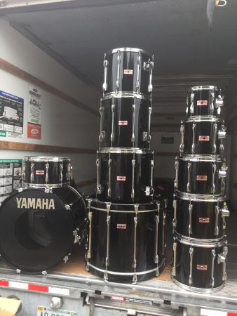 Yamaha Recording Custom Piano Black