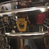 Ludwig Supersensitive Alu crimped