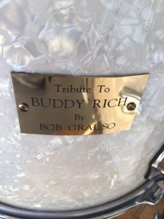 Bob Grauso Fibes Buddy Rich
