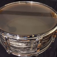 WFL Ludwig Ringo Starr Black Oyster Jazz Festival Snare Drum Beatles