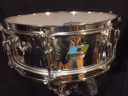 Ludwig Chrome over Wood Jazz Festival