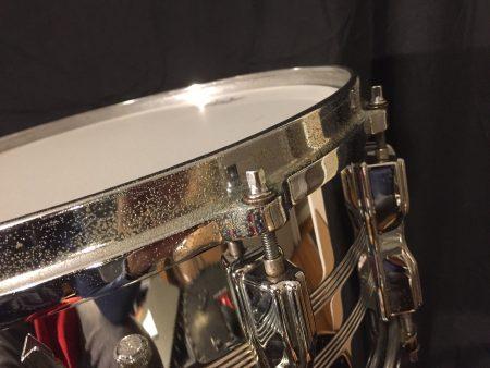 Tama Mastercraft Steel 6.5x14 Snare Drum