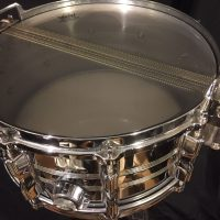 Tama Mastercraft Steel 6.5x14 Snare Drum