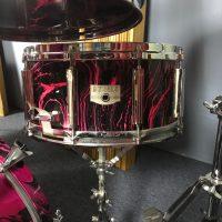 Aerosmith Joey Kramer Tama Crestar Permanent Vacation Drum Set