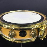 Joey Kramer's Aerosmith DW 14x14 Maple Snare Drum, $1,295