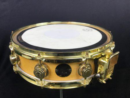 Joey Kramer's Aerosmith DW 14x14 Maple Snare Drum, $1,295