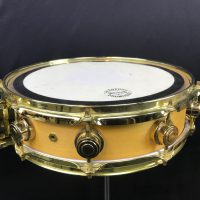 Joey Kramer's Aerosmith DW 14x14 Maple Snare Drum,