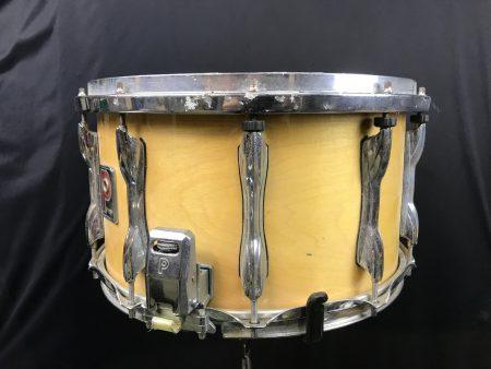 Joey Kramer's Aerosmith 8x14 Premier Maple Snare drum