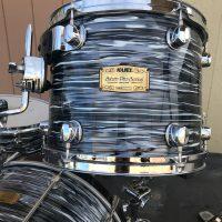 Gregg Bissonette ELO Black Oyster set