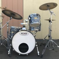 Gregg Bissonette ELO Black Oyster set