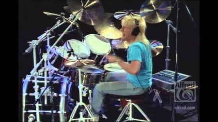 Gregg Bissonette David Lee Roth Buddy Rich Pearl