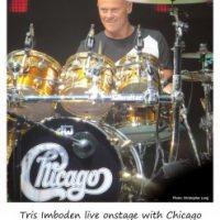 Tris Imboden chicago 50 Year Gold