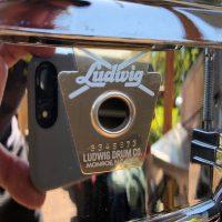 Ludwig Monroe Badge 6.5x14 402