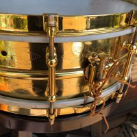 Ludwig 1930s Black Beauty Tommy Dorsey