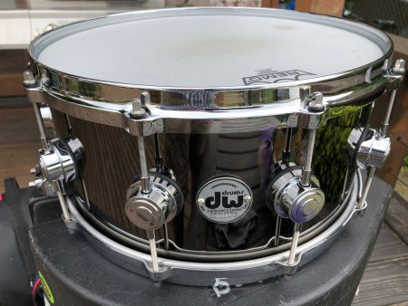 DW Black On Brass 6.5x14 Mint!!