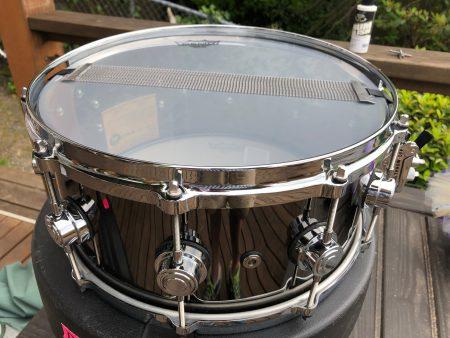 DW Black On Brass 6.5x14 Mint!!