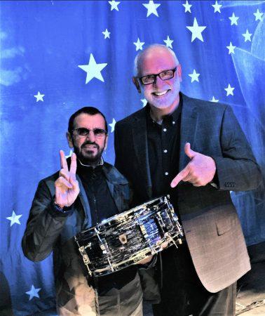 Ringo Starr Starr festival Snare drum