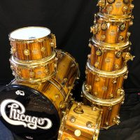 Tris Imboden Chicago DW Koa and Gold