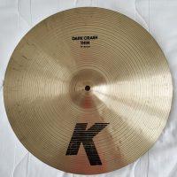 Matt Sorum Guns 'n Roses Zildjian cymbal signed