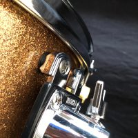 Elvin jones Yamaha Gold Drum Set