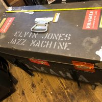 Elvin Jones Hardware case