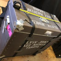 Elvin Jones Yamaha Trap case