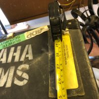Elvin jones Yamaha Hardware case