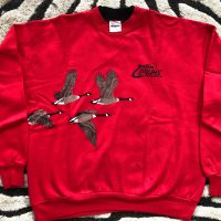 Elvin Jones Red Geese Sweatshirt