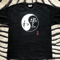 Elvin Jones Yin Yang T-tshirt