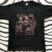 Elvin Jones'sEgyptian black T-Shirt