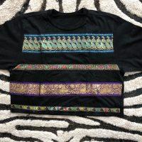 Elvin Jones's Crop top banded T-Shirt