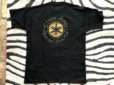 Elvin Jones's Special Quartet, Coltrane Yamaha T-Shirt