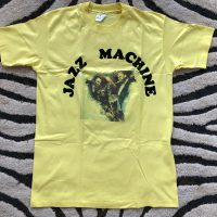 Elvin Jones's 1988 Elvin Coltrane Yellow T-Shirt