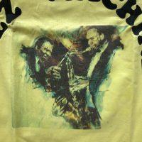 Elvin/Coltrane '88 Yellow EJ, XL $150
