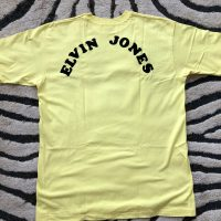 Elvin/Coltrane '88 Yellow EJ, XL $150