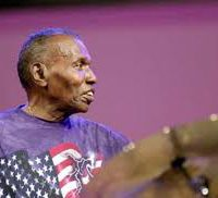 Elvin Jones Zildjian Eagle-Flag T-shirt