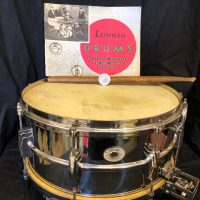 Ludwig Silver anniversary snare