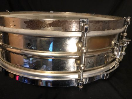 Ludwig 1920s 6 tube lug Heavy Brass Shell