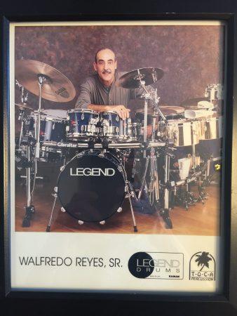 Walfredo Legend Promo