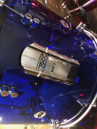 Zak Starkey The Who Quadrophenia DW Vistalite