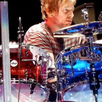 Zak Starkey 2013 DW Quadrophinia Clear Set