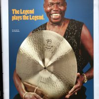 "09, K. Zildjian, The Legend, 35x23"","