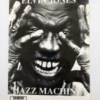 """80, Souillac En Jazz '91, 17.5x15.5"""","""