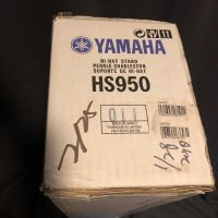 Yamaha HS 950 Hi Hat Stand in Box