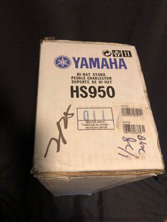 Yamaha HS 950 Hi Hat Stand in Box